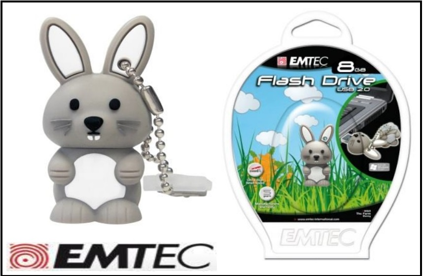 فلش مموری  Flash Memory Farm Bunny M321 - 8 GB