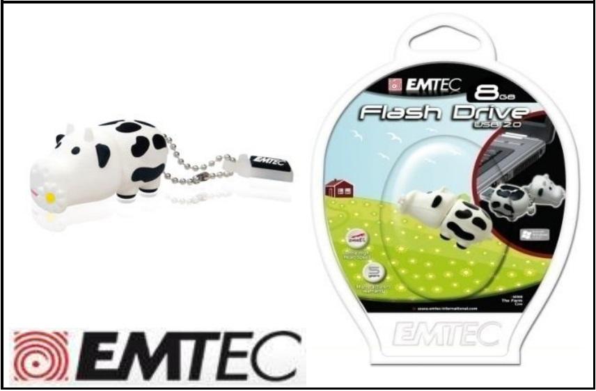 فلش مموری  Flash Memory Farm Cow M318 - 8 GB