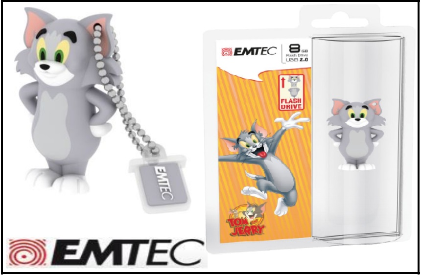 فلش مموری  Flash Memory Tom Cat Hb102 - 8 GB
