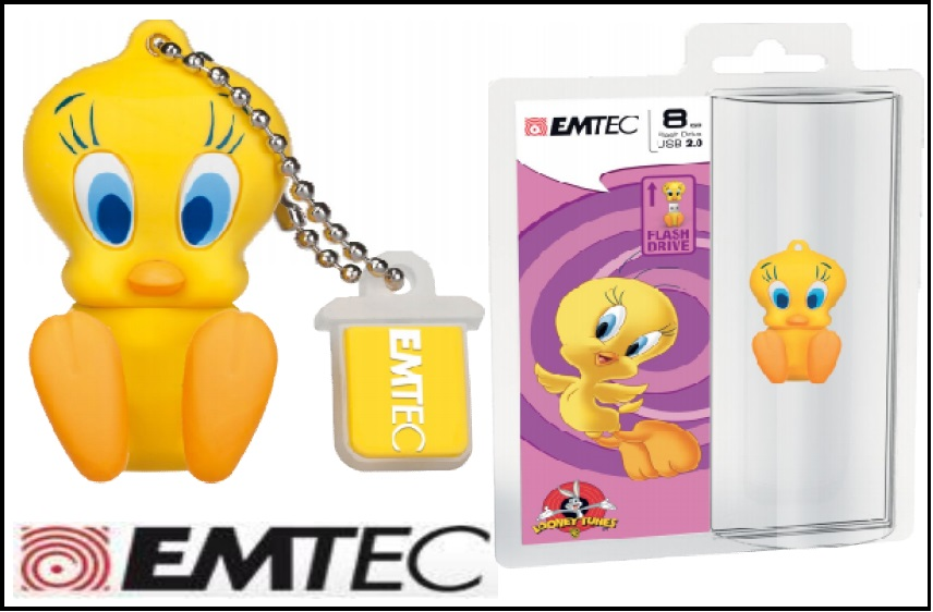 فلش مموری  Flash Memory Tweety L100 - 8 GB