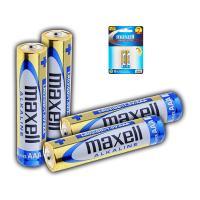 باتری نیم قلمی مکسل AAA آلکالاین